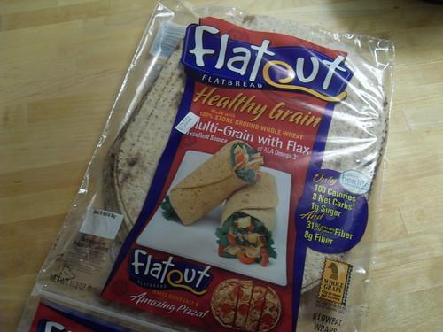 Flatout Flatbread Wrap
