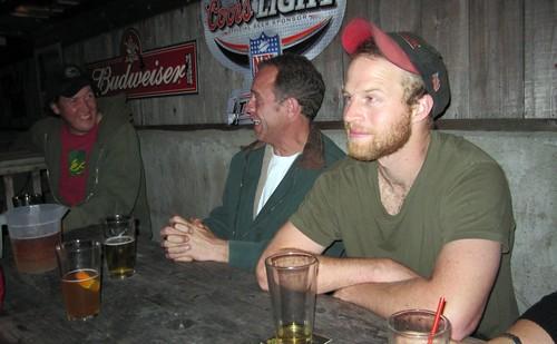 Mike, Ben, Duncan