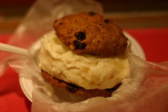 ice cream sandwich from milk bar