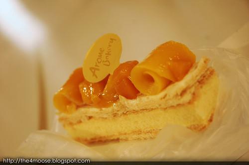 Arome Bakery - Mango Puff Pastry