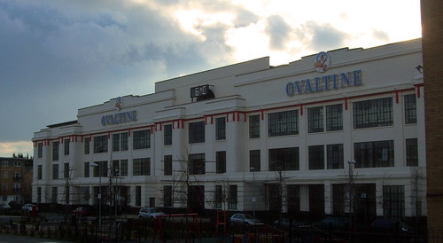 ovaltinefactory