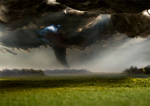 strange world tornado