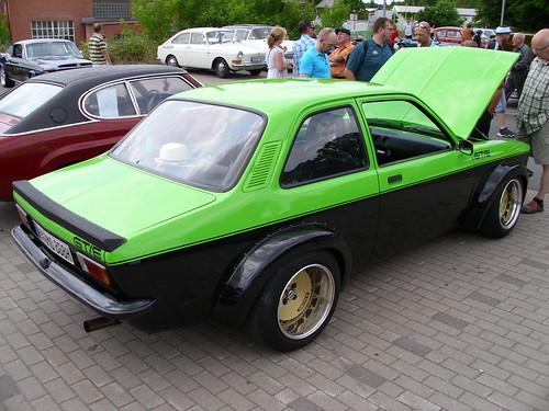 Opel Kadett Gsi Tuning. Opel Kadett C GT-E Tuning -2-
