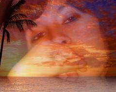 Gritaron desnudos unos labios desdentados... (conejo721*) Tags: argentina mar paula cielo palmera rostro palabras mardelplata sentimiento poesía poema mujerniña conejo721