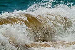 Wave Photograph, Wailea, Maui Hawaii   Color (rickbucich) Tags: ocean beach water island hawaii waves wave maui fourseasons tropical swell wailea