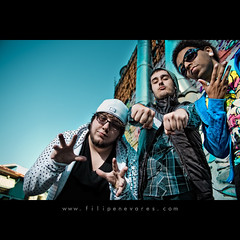 E.V.E (clickdead) Tags: sky colors canon promo band tokina saturation funk 5d hip hop rap crunk press promotional f28 alternative 2880mm strobist