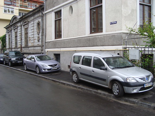 Parkering Bucharest 3
