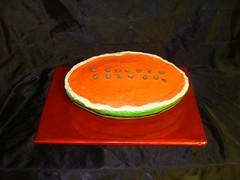 Watermellon ck (customcakesbyHope) Tags: cake watermellon