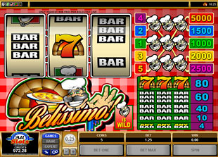 Belissimo slot game online review