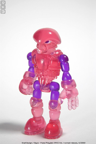 Onell Design / Glyos - Pulse Pheyden (NYCC ltd 4-08)