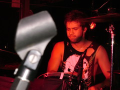 Batera (augustocf) Tags: show rock bateria supla pontagrossa gambrinus