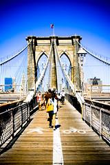 Brooklyn Bridge (Andrew Panshin) Tags: newyorkcity newyork brooklyn downtown cityscapes brooklynbridge canon400d