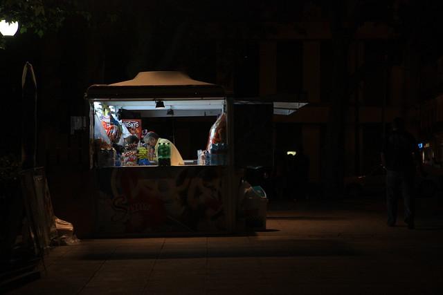kiosco de helados
