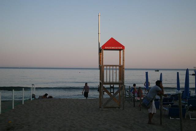 Rocchette beach, Maremma, Southern Tuscany