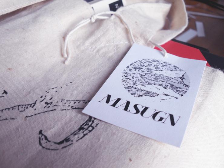 shipping masugn bags