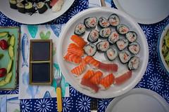 Sushi Nigiri Futomaki