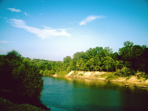 ouachita river vista