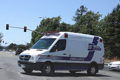 Sonoma Life Support (Steven P. Moreno) Tags: northerncalifornia 911 ambulance winecountry publicsafety lifesupport emergencyservices lastingmemories canonrebelxsi stevenmorenospix cotaticaliforniausa sonomalifesupport
