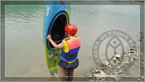 122期初級獨木舟課程22