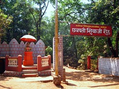Shivaji in Matheran