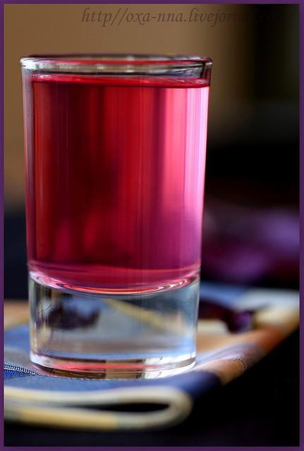 Напиток из базилика.