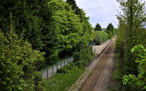 Whitchurch Railway Station