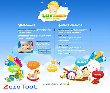 FlashMint 2472 Baby website