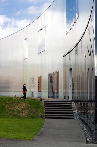 Laban Centre, Depford, London, UK