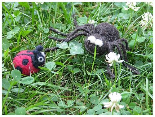 Lepatriinu ja ämblik