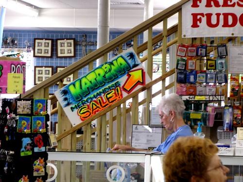 Katrina merchandise on sale!