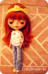 Kat: you can't see me its so pink! hehe (daisyannesmile) Tags: light sky beautiful tokyo nc different very pd pinky cast bow blythe vs sbl fbl statesville vainilladolly daisyannesmile budlovessissy robsioux