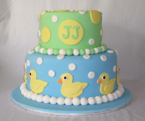 JJ Baby Shower
