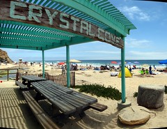 Crystal Cove State Park (Kwong Yee Cheng) Tags: autostitch losangeles crystalcove orangecounty