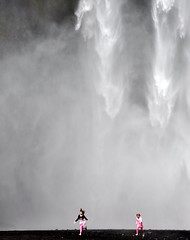 Joy under Skogarfoss (ystenes) Tags: pink girls playing nature girl sport waterfall iceland dress girly joy running skirt 1001nights foss sland pinkdress pinkskirt pinkgirl magiccity skogar skogarfoss mygearandmepremium mygearandmebronze mygearandmesilver mygearandmegold mygearandmeplatinum mygearandmediamond flickrstruereflection1 flickrstruereflection2 flickrstruereflection3 rememberthatmomentlevel1 rememberthatmomentlevel2 rememberthatmomentlevel3