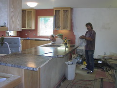 Dennis Murray, Countertop Installer