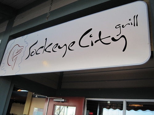 Sockeye City Grill (Steveston, BC)
