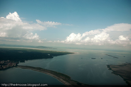 TR2963 - Pulau Tekong Land Reclamation Works, Singapore