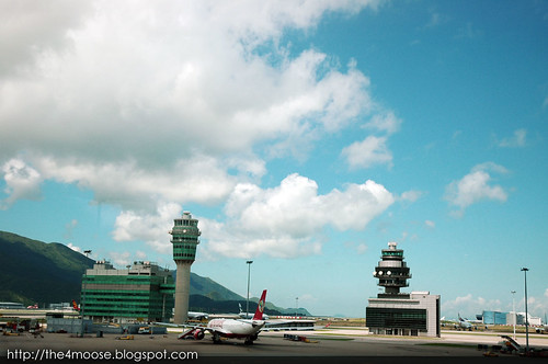 TR2963 - Hong Kong International Airport, Lantau 香港國際機場