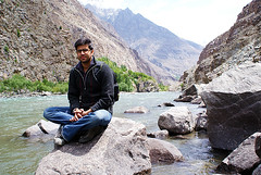 A Self Portrait (Danial Shah) Tags: pakistan portrait self explorer valley traveler gilgit baltistan gupis edanial gakuch iexplorepakistan