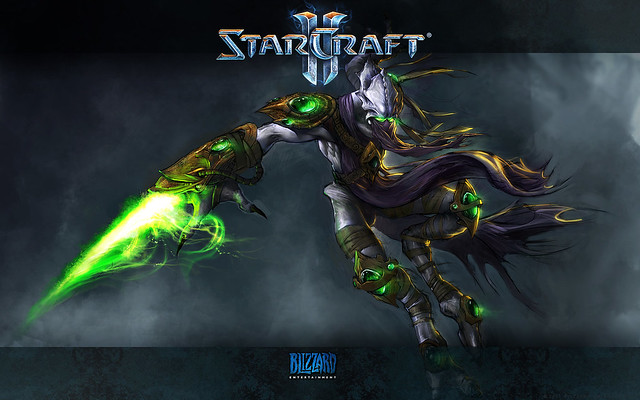 Starcraft II Wallpaper ZERATUL