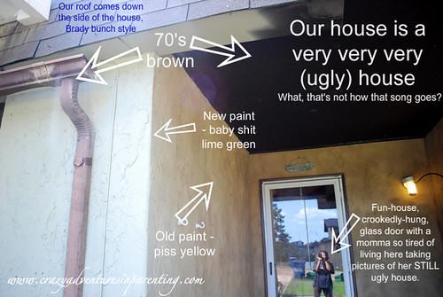 Um, new paint? Eek!