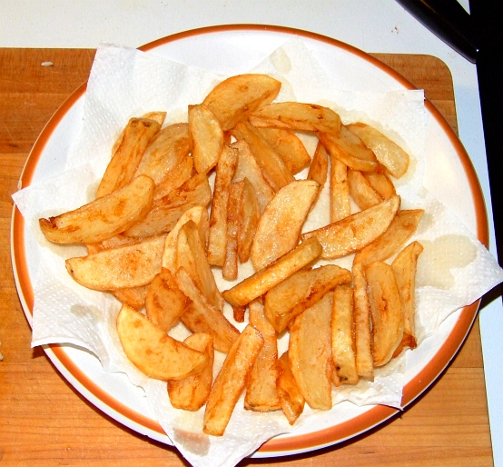 awesome homemade chips