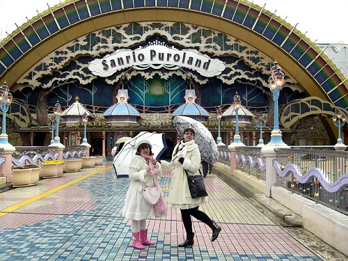 Sanrio Puroland 03