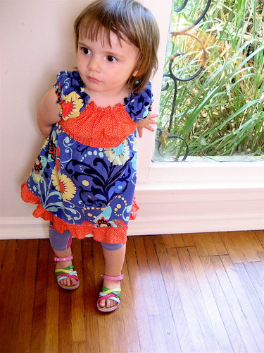f1a9d53850 Girl s Gone Child  Gone Style  Fable s Homemade Dresses