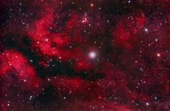 Sadr Region - IC1318 (kappacygni) Tags: canon butterfly eos nebula phd sadr deepspace celestron emission cygnus ed80 baader ic1318 450d eq6 Astrometrydotnet:status=solved qhy5 competition:astrophoto=2010 Astrometrydotnet:version=14400 astro:subject=ic1318 astro:gmt=20100615t2330 Astrometrydotnet:id=alpha20100778719810