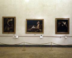 Caravaggios, Palazzo Barbarini, Rome