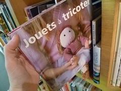 Livros de tricô
