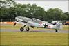 RIAT 2010 - EADS Heritage Flight Messerschmitt BF109G-4
