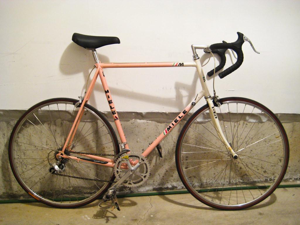 1986 Miele - Canadian Made Road Bike