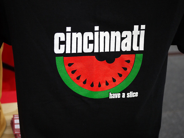 Cincy Apparel T-Shirt Market